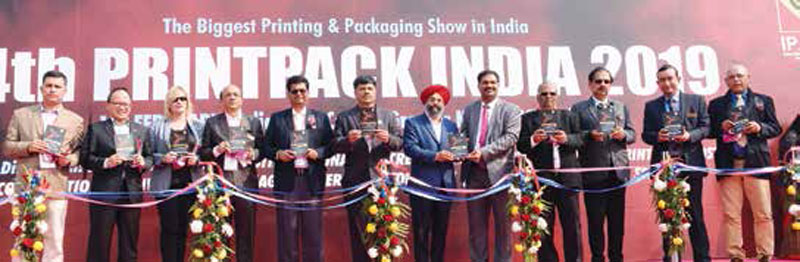 PRINTPACK INDIA 2019: a bigger and a better show! – Print & Publishing